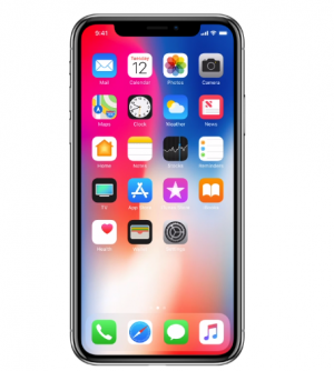 Apple iPhone X (5.8
