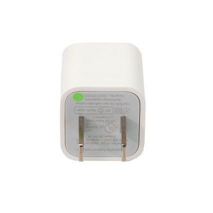 Оригинальное СЗУ (5w 1A) для Apple iPhone / iPod (Белый)