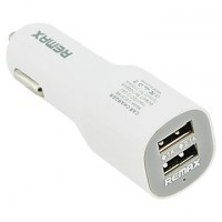 АЗУ REMAX (2USB 1.0A/2.1A)