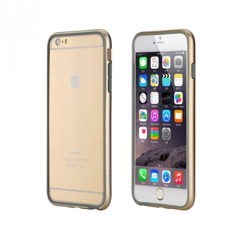 Бампер ROCK Duplex Slim Guard для Apple iPhone 6/6s plus (5.5