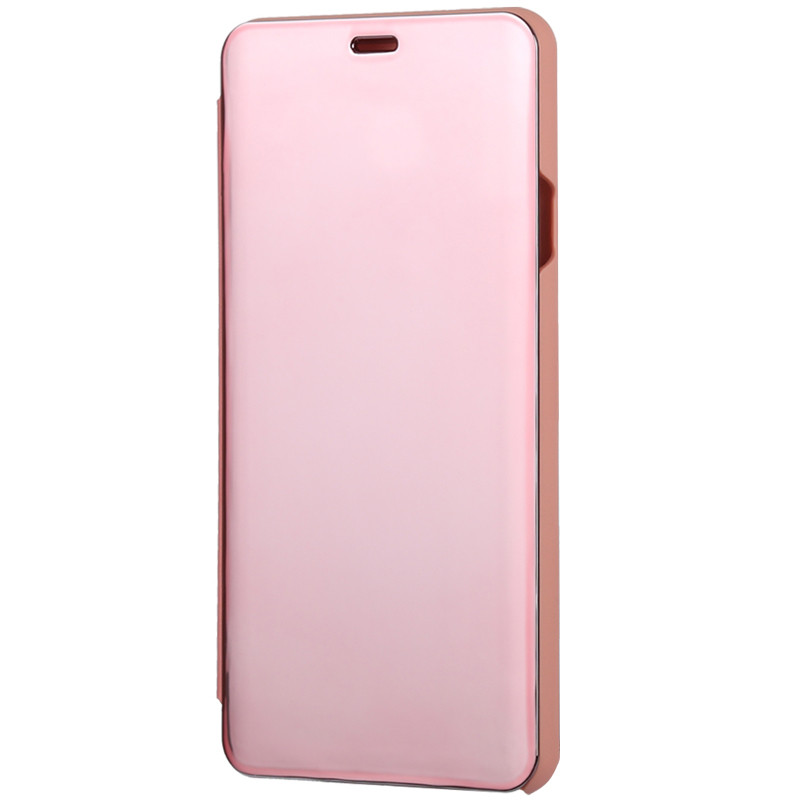 Чехол-книжка Clear View Standing Cover для Xiaomi Mi 10T Lite (Rose Gold)