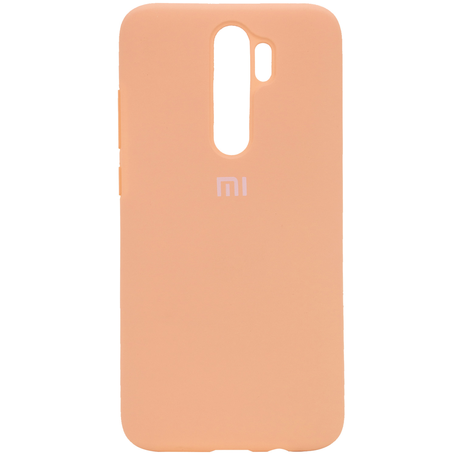 Чехол Silicone Cover Full Protective (AA) для Xiaomi Redmi Note 8 Pro