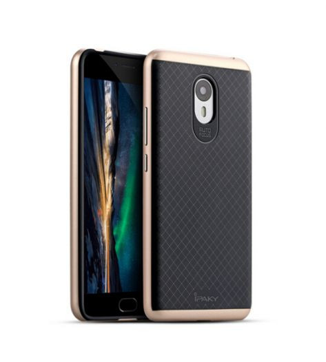 Чехол iPaky TPU+PC для Meizu M3 / M3 mini / M3s (Rose Gold)