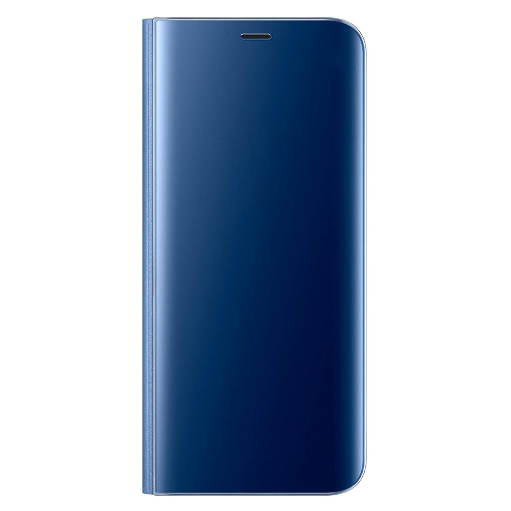 Чехол-книжка Clear View Standing Cover для Huawei Honor 8X (Синий)