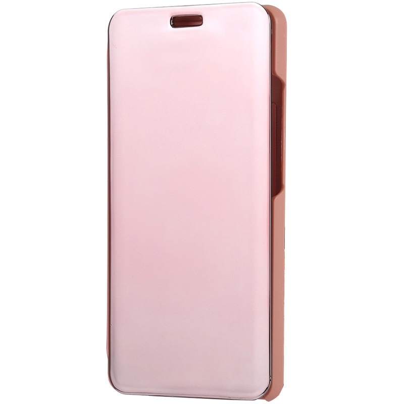 Чехол-книжка Clear View Standing Cover для Huawei P Smart Z (Rose Gold)