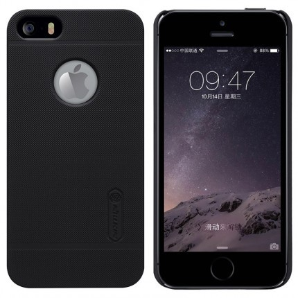 Чехол Nillkin Matte для Apple iPhone 5/5S/SE (Черный)