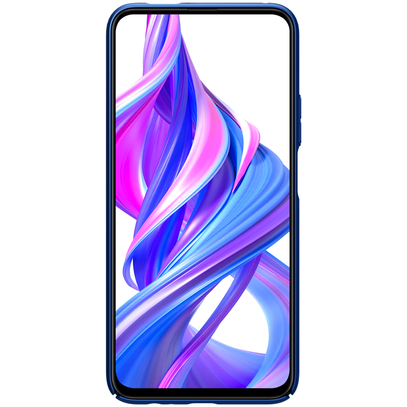 Чехол Nillkin Matte для Huawei P Smart Pro / Honor 9X (China) (Синий / Jaweiry Blue)