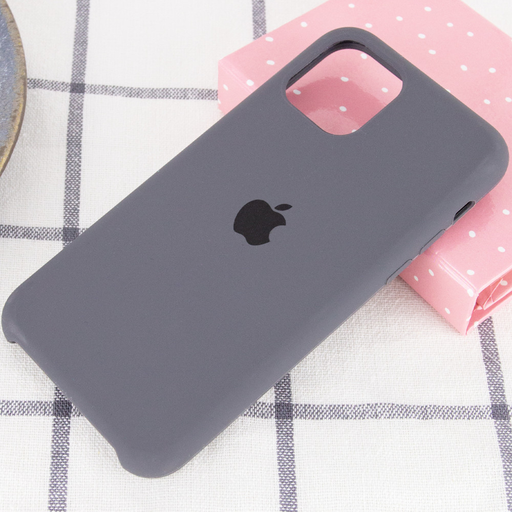 Фото Чехол Silicone Case (AA) для Apple iPhone 11 Pro Max (6.5