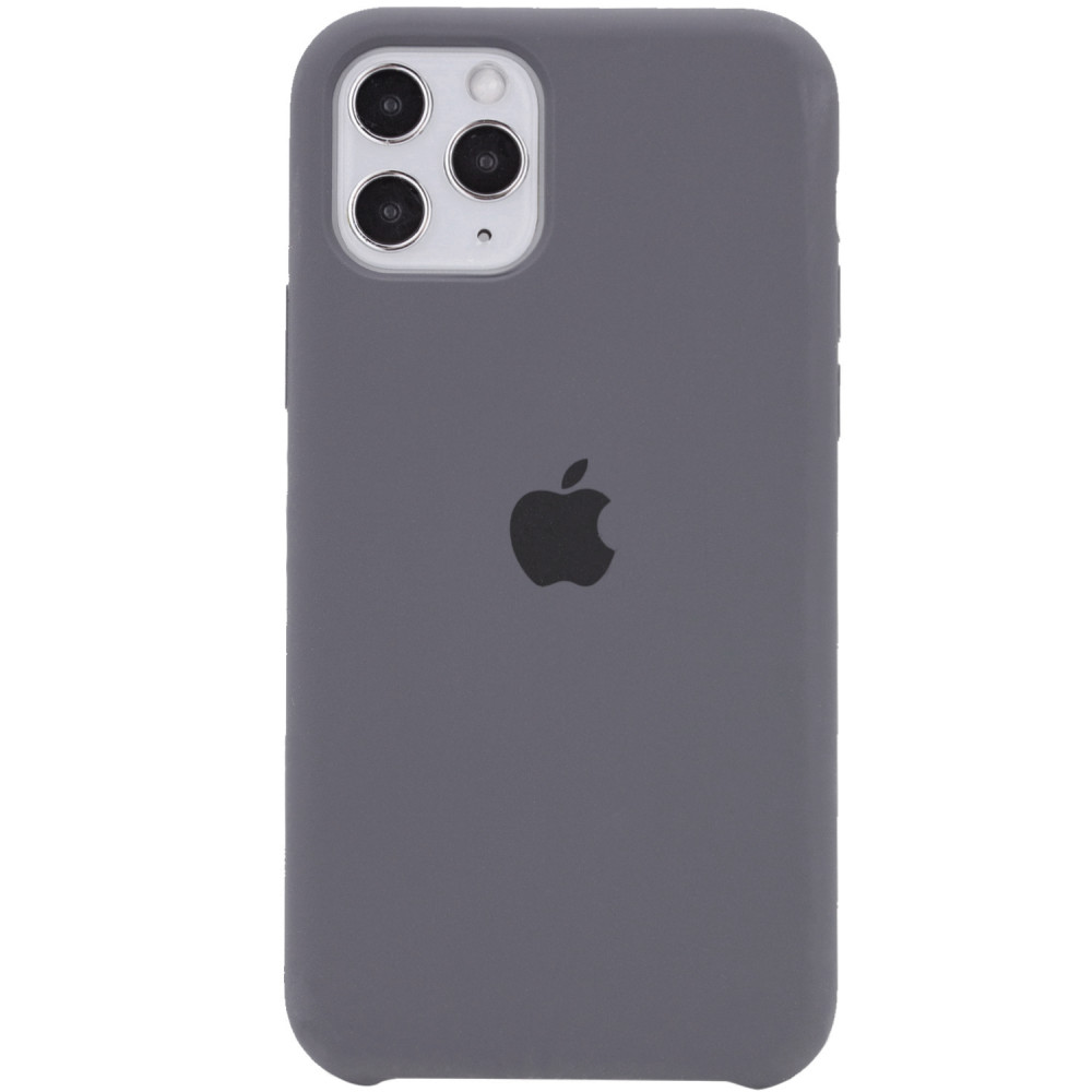 Чехол Silicone Case (AA) для Apple iPhone 11 Pro Max (6.5