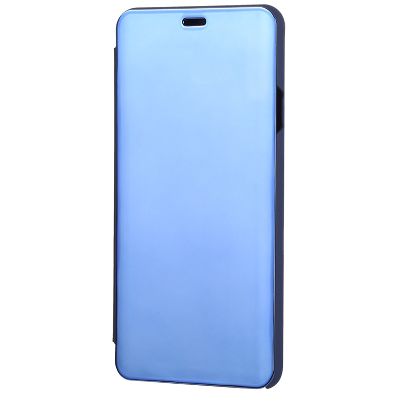 Чехол-книжка Clear View Standing Cover для Huawei P40 Lite E / Y7p (2020) (Синий)