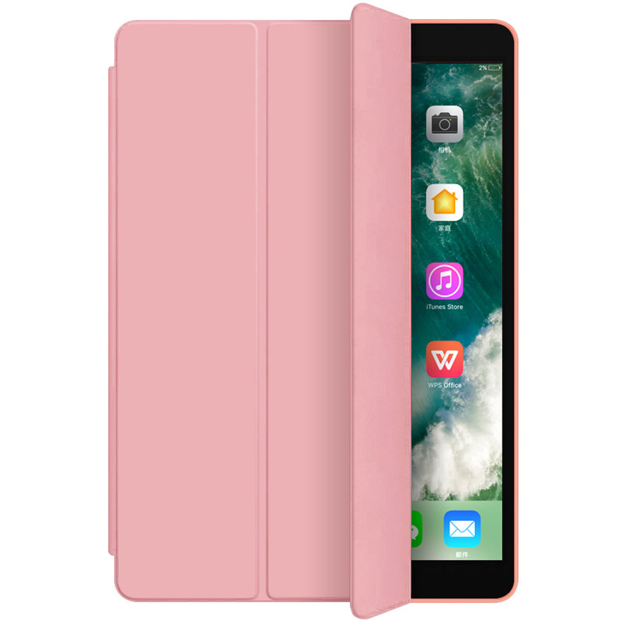 "Чехол (книжка) Smart Case Series для Apple iPad Pro 11"" (2018) (Розовый / Pink)"