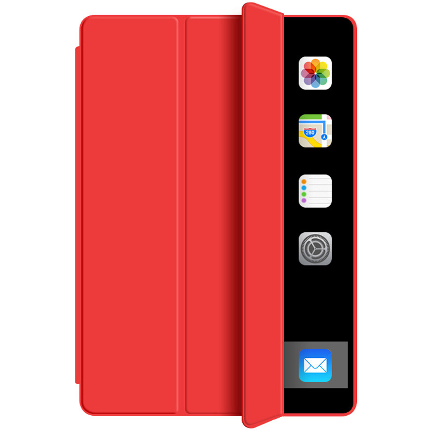 "Чехол (книжка) Smart Case Series для Apple iPad Pro 12.9"" (2018) (Красный / Red)"