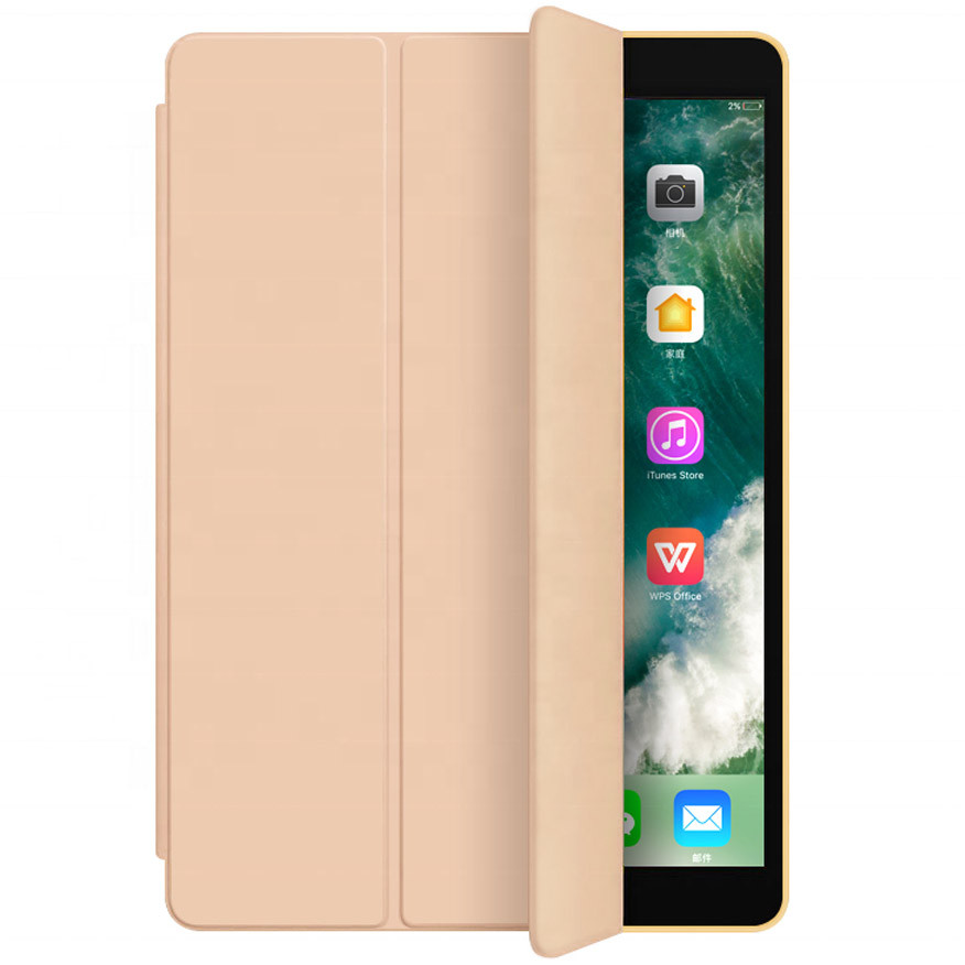 "Чехол (книжка) Smart Case Series для Apple iPad Pro 12.9"" (2018) (Розовый / Pink Sand)"