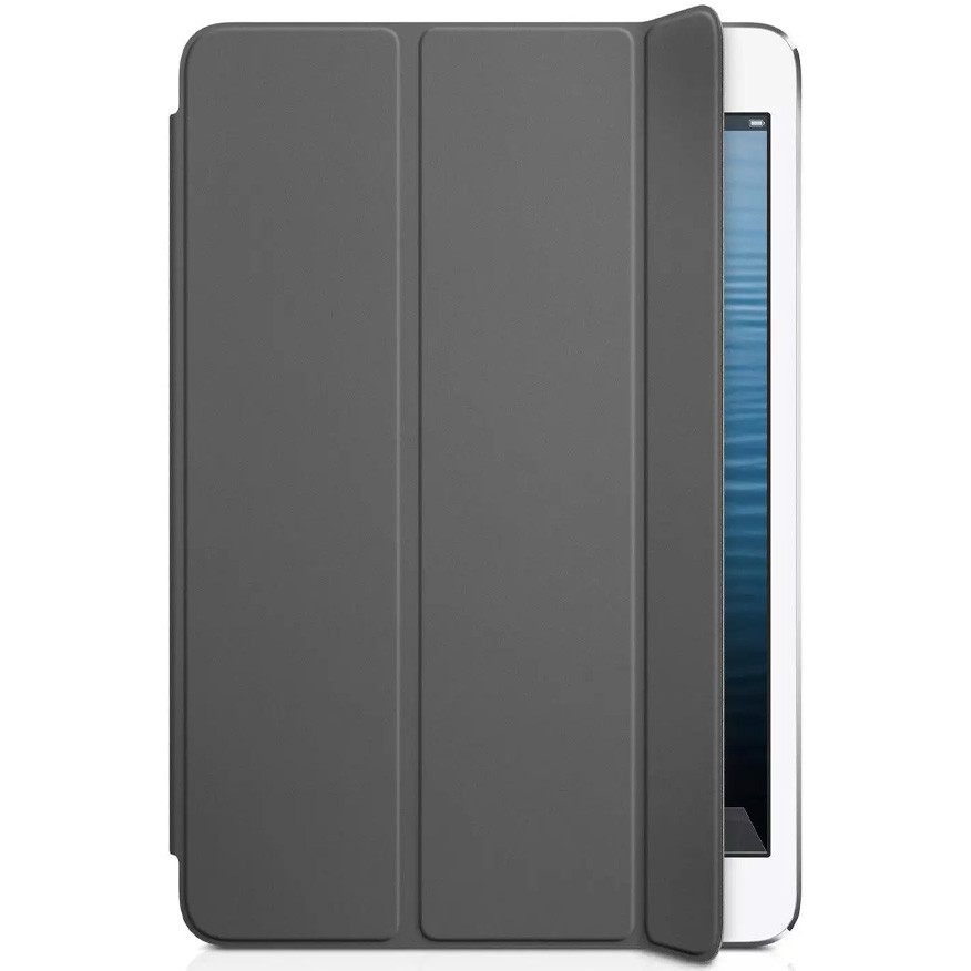 "Чехол (книжка) Smart Case Series для Apple iPad Pro 12.9"" (2018) (Серый / Dark Grey)"