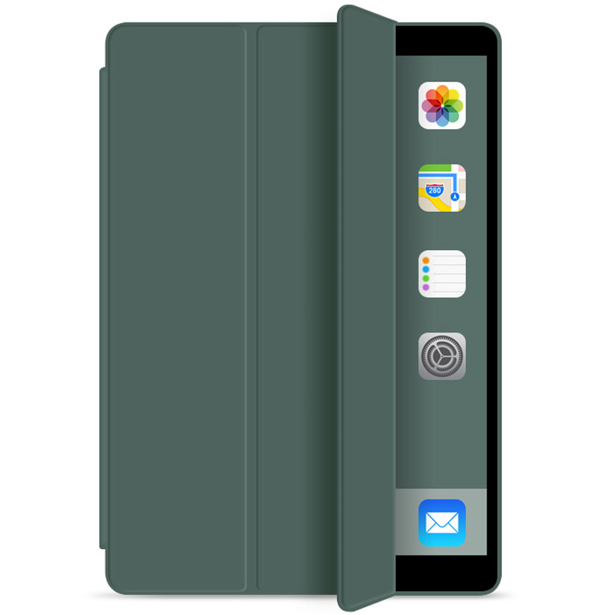 "Чехол (книжка) Smart Case Series для Apple iPad Pro 12.9"" (2018) (Зеленый / Pine green)"