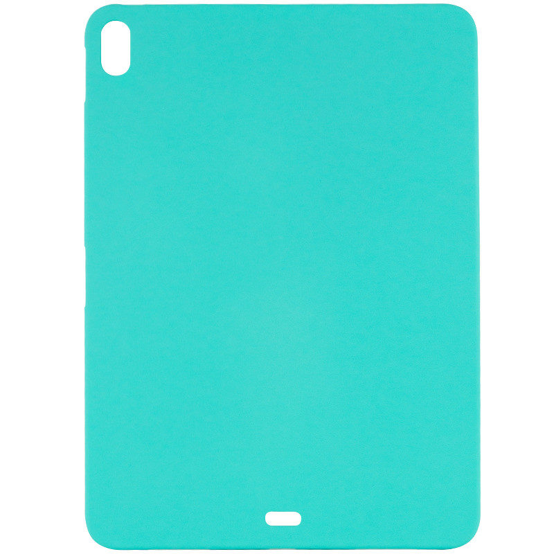 "Чехол Silicone Case Full without Logo (A) для Apple iPad Pro 12.9"" (2018) (Бирюзовый / Ocean Blue)"