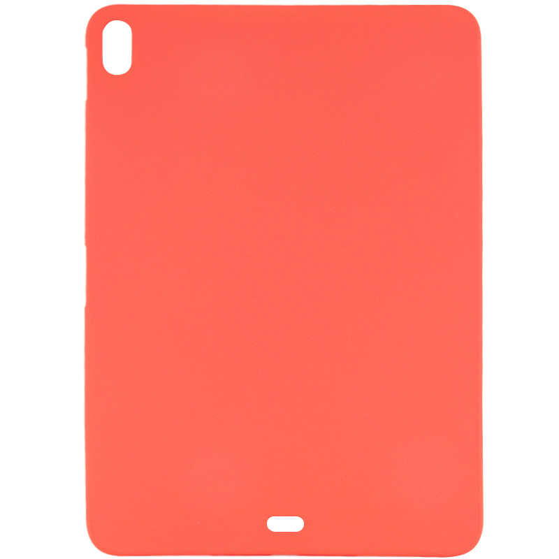 "Чехол Silicone Case Full without Logo (A) для Apple iPad Pro 12.9"" (2018) (Розовый / Hot Pink)"