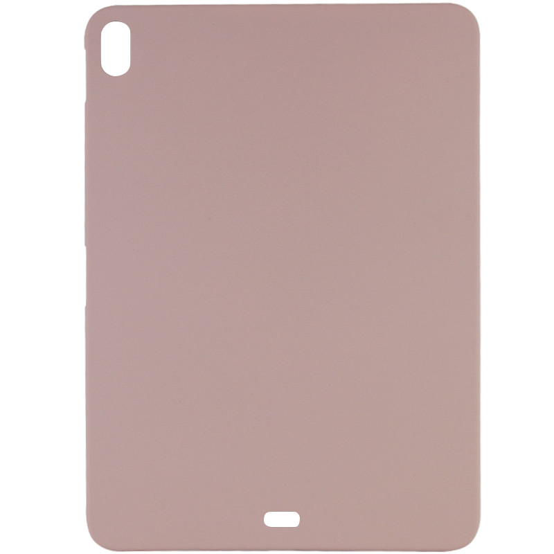 "Чехол Silicone Case Full without Logo (A) для Apple iPad Pro 12.9"" (2018) (Розовый / Pink Sand)"