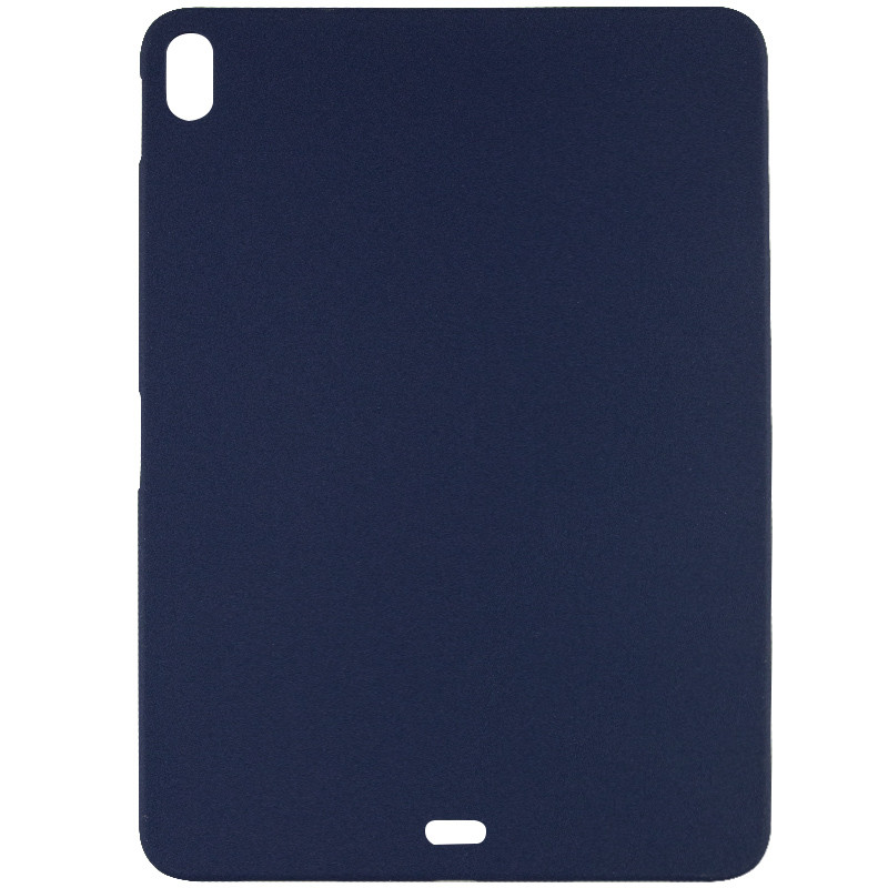 "Чехол Silicone Case Full without Logo (A) для Apple iPad Pro 12.9"" (2018) (Синий / Midnight blue)"