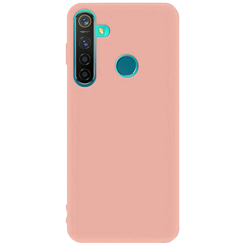 Чехол Silicone Cover Full Protective (AA) для Realme 5