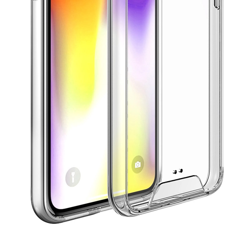 Фото Чехол TPU Space Case transparent для Apple iPhone 7 / 8 / SE (2020) (4.7