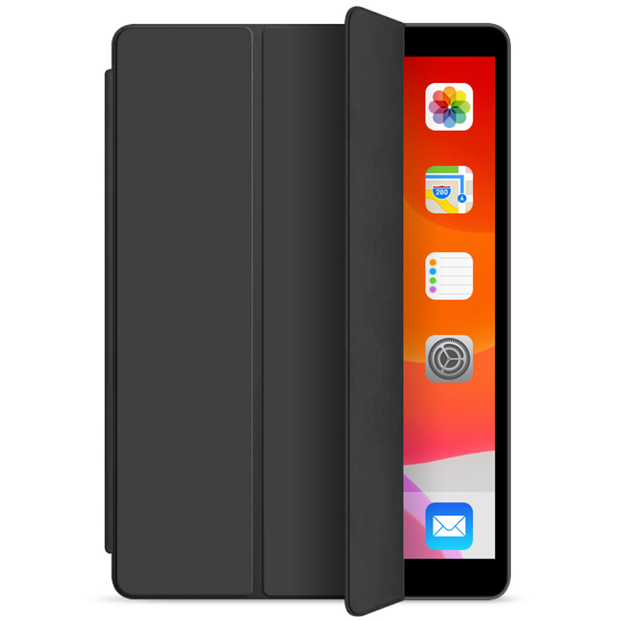 "Чехол (книжка) Smart Case Series для Apple iPad Pro 12.9"" (2018) (Черный / Black)"