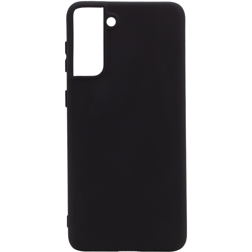 Чехол Silicone Cover Full without Logo (A) для Samsung Galaxy S21