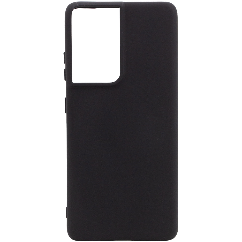 Чехол Silicone Cover Full without Logo (A) для Samsung Galaxy S21 Ultra