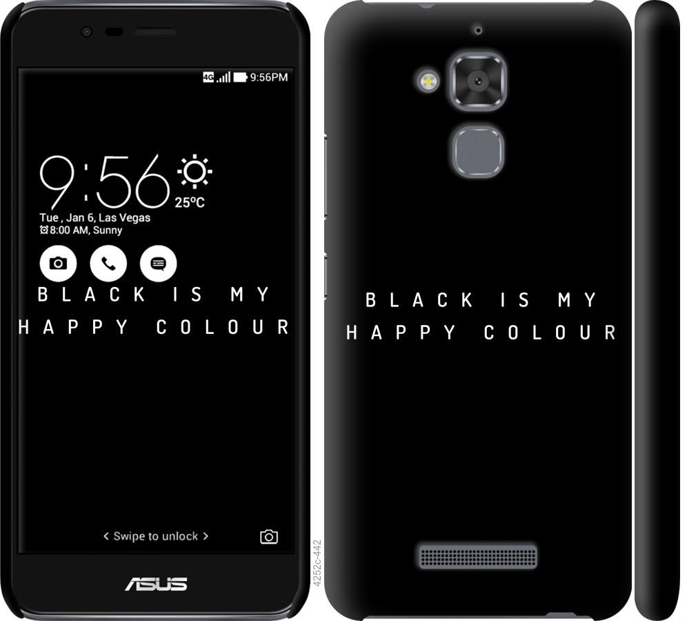 Чехол на Asus Zenfone 3 Max ZC520TL Happy Color