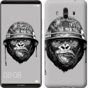 Чехол на Huawei Mate 10 Pro military monkey