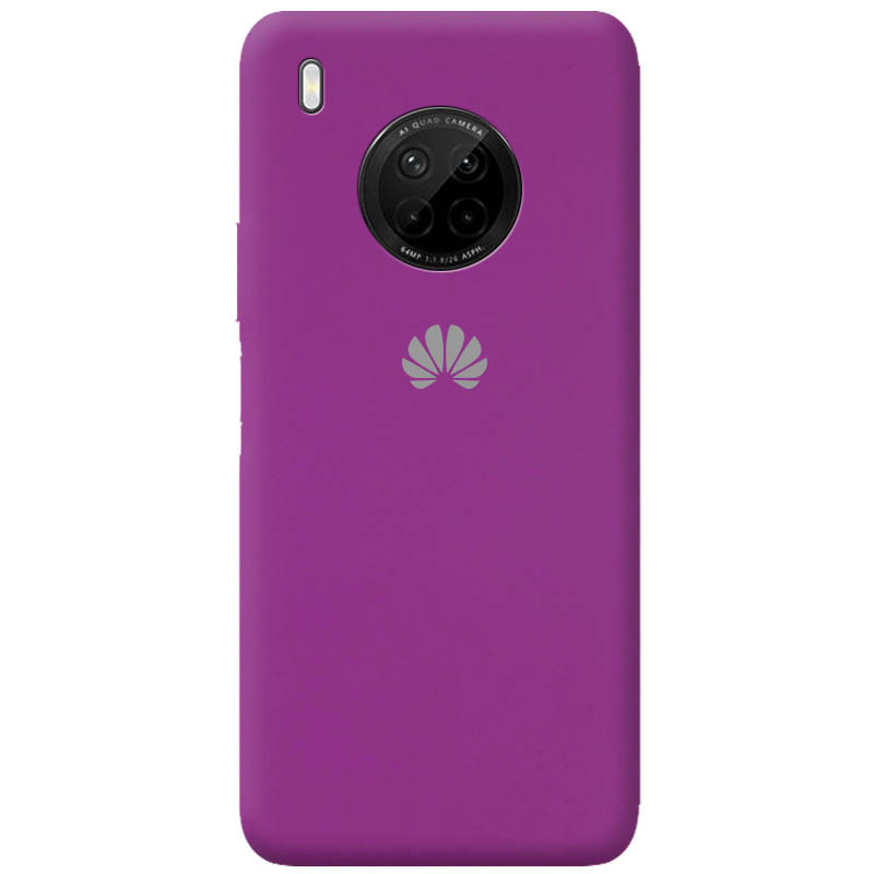 Чехол Silicone Cover Full Protective (AA) для Huawei Y9a