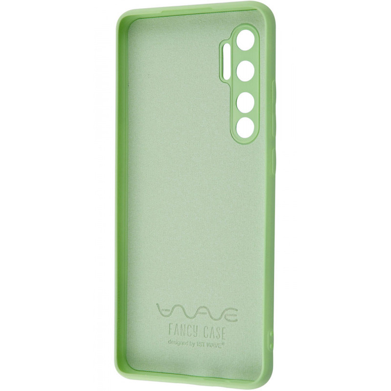Фото TPU чехол WAVE Fancy для Xiaomi Mi Note 10 Lite Lovely panda / Mint gum в магазине onecase.com.ua