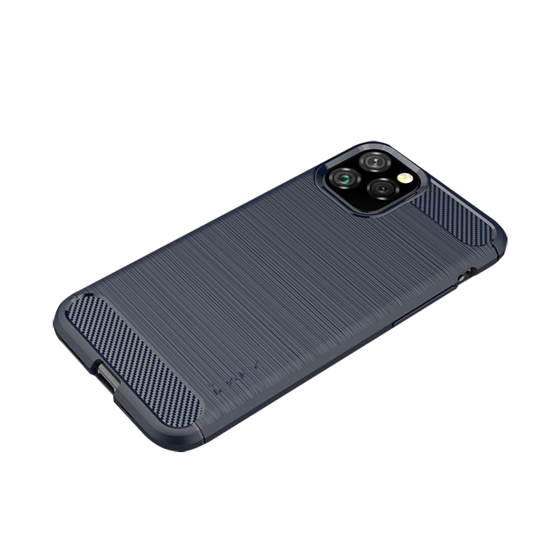 Фото TPU чехол iPaky Slim Series для Apple iPhone 11 Pro Max (6.5