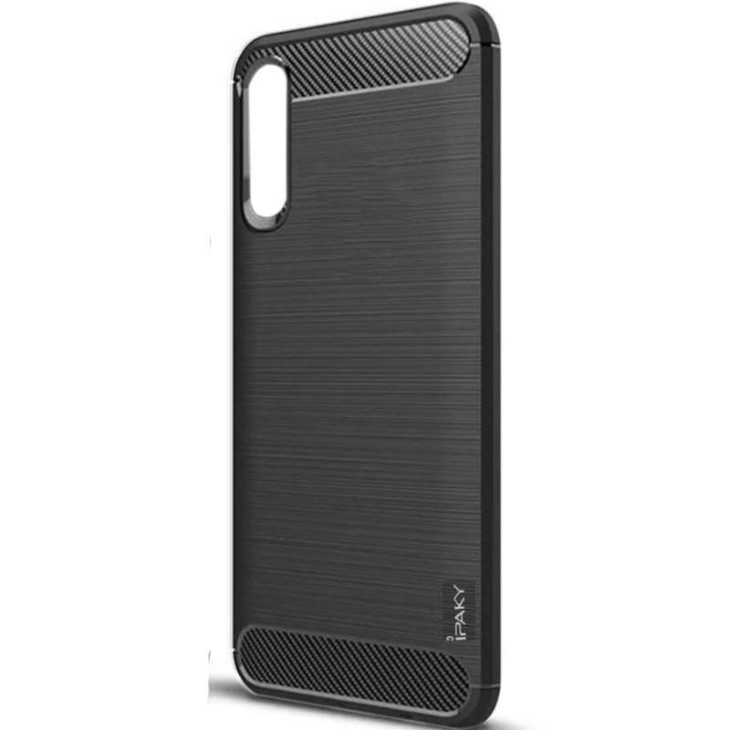 TPU чехол iPaky Slim Series для Huawei P Smart Pro  (Черный)