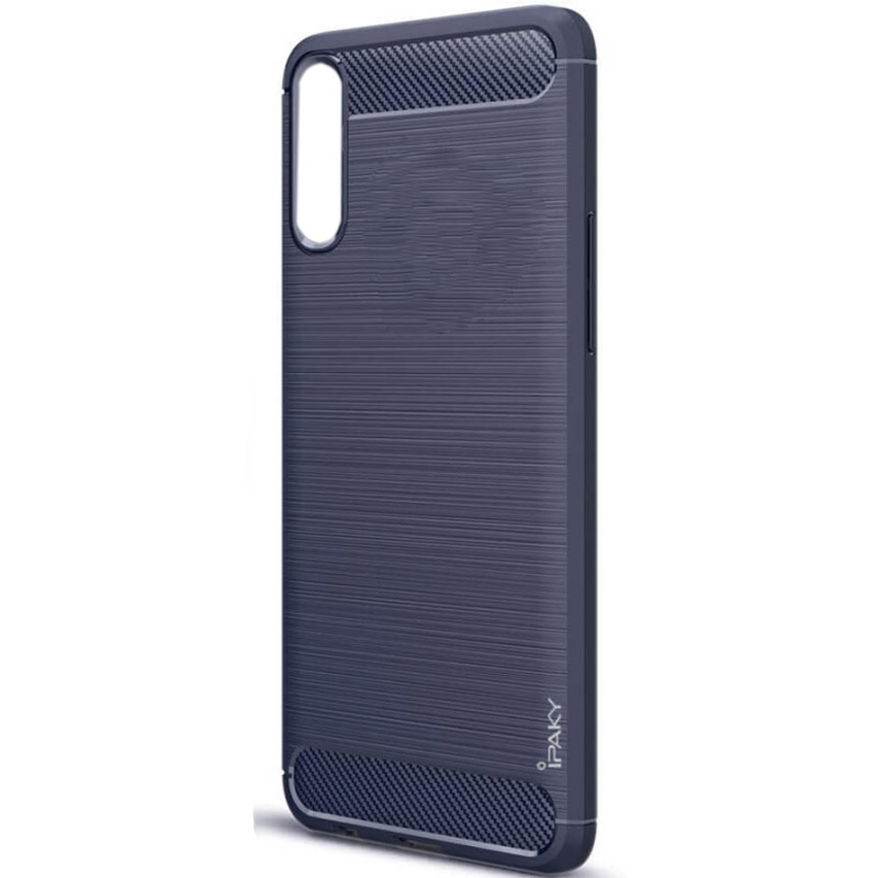 TPU чехол iPaky Slim Series для Huawei P Smart Pro  (Синий)