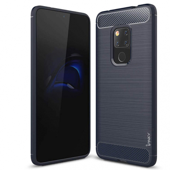 TPU чехол iPaky Slim Series для Huawei Mate 20 (Синий)