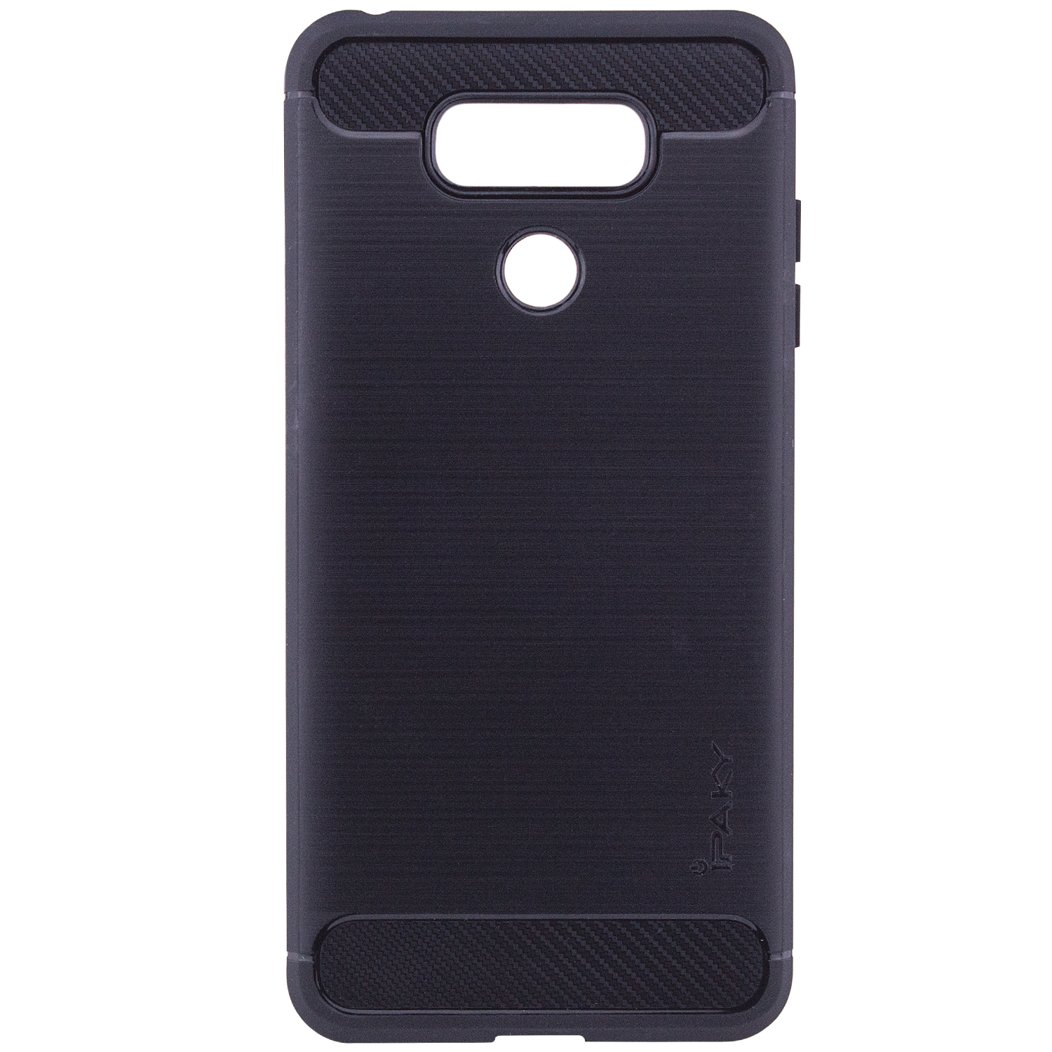 TPU чехол iPaky Slim Series для LG G6 / G6 Plus H870 / H870DS (Черный)
