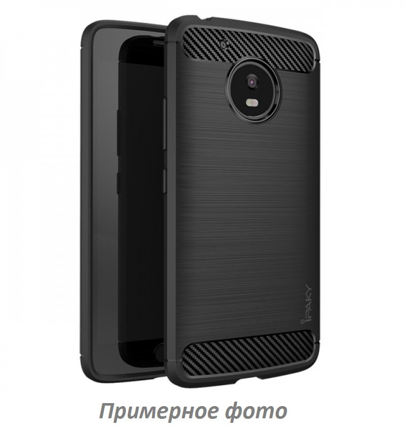 TPU чехол iPaky Slim Series для LG H930 / H930DS V30 / V30+ (Черный)
