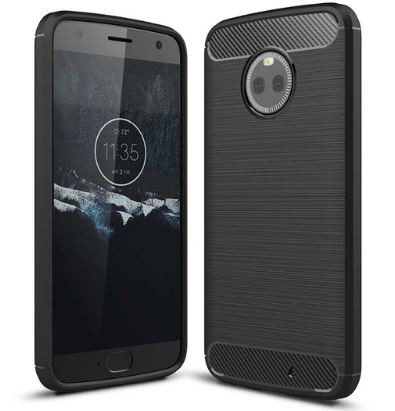TPU чехол iPaky Slim Series для Motorola Moto X4 (Черный)