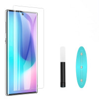 Защитное 3D стекло UV для Samsung Galaxy Note 10