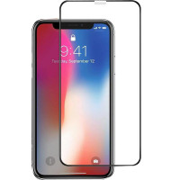 Защитное стекло Japan 3D (full glue) для Apple iPhone X / XS / 11 Pro