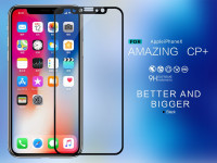 Защитное стекло Nillkin Anti-Explosion Glass Screen (CP+) для Apple iPhone X (5.8