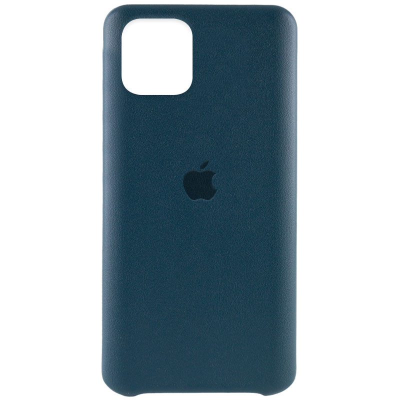 Фото Кожаный чехол AHIMSA PU Leather Case Logo (A) для Apple iPhone 12 Pro Max (6.7