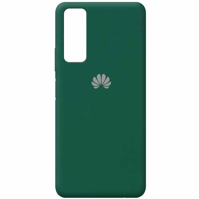 Чехол Silicone Cover Full Protective (AA) для Huawei P Smart (2021)